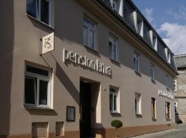 Pension Křivá, Olomouc