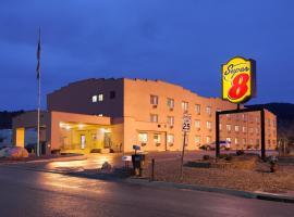 杜蘭戈速8汽車旅館, 杜蘭戈