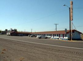 Starlite Motel, Pasco