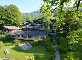 Hotel Lindenhof, Brienz