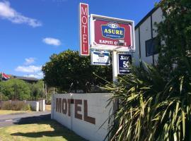 ASURE Kapiti Court Motel, Paraparaumu Beach