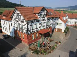Landhotel Zur Grünen Kutte, Bernshausen