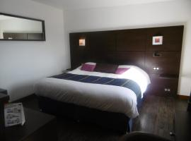 Inter-Hotel De L'Arrivée, Guingamp
