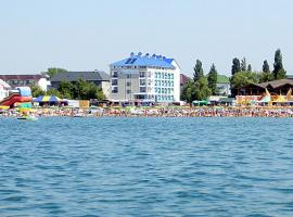 Dolce Vita Resort Hotel, Zaliznyy Port