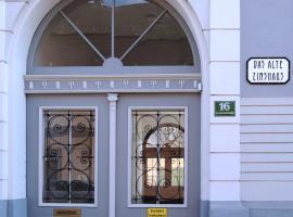 Das alte Zinshaus, Knittelfeld