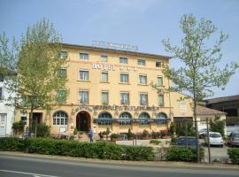 Hôtel Le Sauvage, Tournus