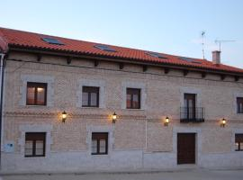 La Casona de Doña Petra, Villarmentero de Campos