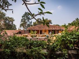 Serendipity House, Nerul