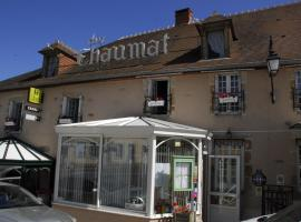 Hotel Chez Chaumat, Cérilly