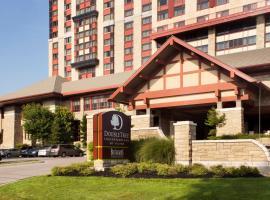 Doubletree Fallsview Resort Spa By Hilton Niagara Falls