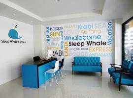 Sleep Whale Express, Krabi town