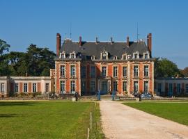 Château Du Maréchal De Saxe, Yerres