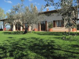Casa di Giulia, Monteleone Sabino