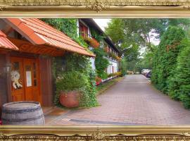 Landhaus Hotel Romantik, Gotha