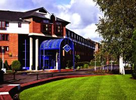 Copthorne Hotel Manchester, Mánchester