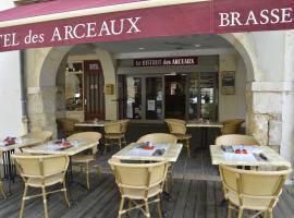 Hotel Les Arceaux, Saint-Sever