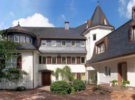 Hotel Villa Falkenberg, Düsseldorf