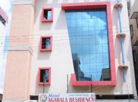 Hotel Agarala Residency, Tirupati