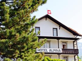Alpina Hotel, Interlakena