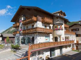 Hotel Wellness Crosal, Livigno