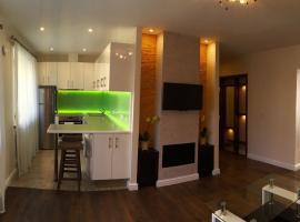 Vitolu Street Apartment