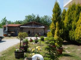 Vamvini Hotel, Sarti