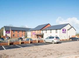 Premier Inn Haverfordwest (North/A40), Haverfordwest