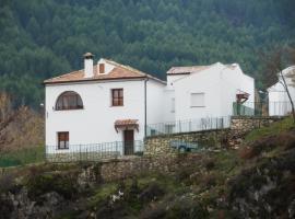 Casa Rural El Perchel, Pontones
