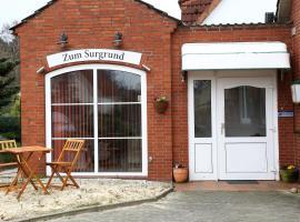 Gästehaus Zum Surgrund, Cuxhaven