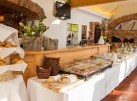 Hotel Restaurant Grüne Au, Pöllau
