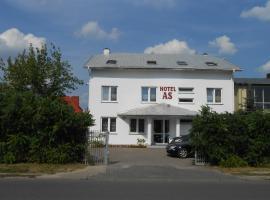 Hotel As, Biała Podlaska