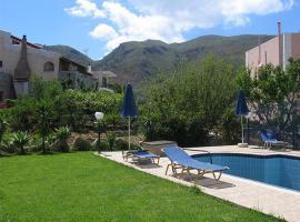 Villa Manos, Souda