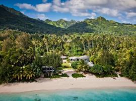 Aroa Beachside Inn, Rarotonga