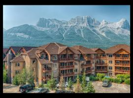 Falcon Crest Lodge by CLIQUE, Canmore