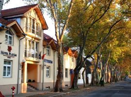 Hotel Platan, Székesfehérvár