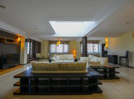 Luxury Penthouse Ovidiu Square
