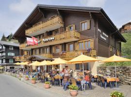 Panorama Hotel & Restaurant, Bettmeralp