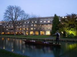 DoubleTree by Hilton Cambridge City Centre, Kembridža