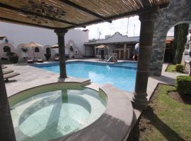 Hotel Arcada San Miguel de Allende