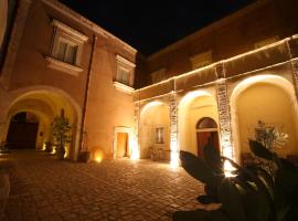 "Palazzo Gambuzza ""Maison de Charme"", Ispica"