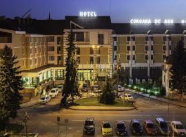 Hotel Coroana de Aur, 비스트리타