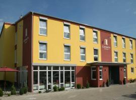 康明茵酒店, 因戈爾施塔特