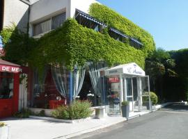 Hôtel de L'Avenue, 생트