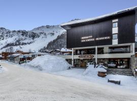 Les Crêtes Blanches, Val d'Isère