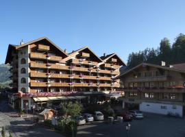 Wander & Gourmet Hotel Bernerhof, Gstaad