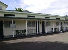 Mataki Motel, Murchison
