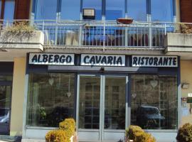 Albergo Cavaria, San Fedele Intelvi