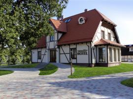 Hotel Senlīči, Jelgava