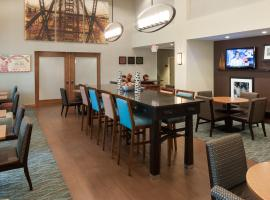 Hampton Inn & Suites St. Louis at Forest Park