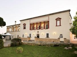 Albergo Villa Donna Isabella, Sannicola